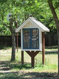 Image for Zinfandel Subdivision Park Little Free Library - St Helena, CA