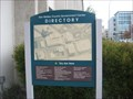 """Image for (Gone) San Mateo County Government Center """"You are here"""" - Redwood City, CA"""