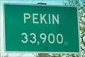Image for Pekin, Illinois USA.
