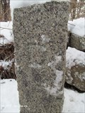 Image for Norwood-Westwood Boundary Marker/Roadstone - Norfolk Co., Massachusetts