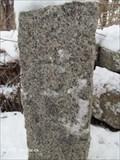 Image for Norwood-Westwood Boundary Marker/Roadstone - Norfolk Co., Massachusetts