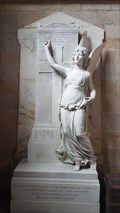 Image for Angel - Alice Catherine Knowles monument - St John the Divine - Colston Bassett, Nottinghamshire