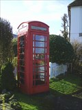 Image for Red telephone box Appledore, Kent