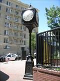 Image for Boeddeker Park Clock - San Francisco, CA