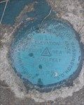 Image for W 19 JA0494 - Lookout Tower Disk - Harrison Co., IN