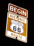 Image for Route 66 - Nat King Cole - Chicago, IL