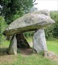 Image for Carreg Coetan - Burial Chamber - Newport, Pembrokeshire, Wales.