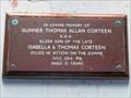 Image for Gunner Thomas Allan Corteen - Glen Mona, Isle of Man