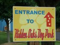 Image for Hidden Oaks Dog Park, Wilkesboro, NC
