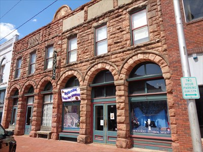 Lincoln County Historical Society