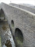 Image for William Edwards Bridge, Pontypridd, Wales.