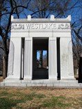 Image for Westlake Tomb - Bellefontaine Cemetery - St. Louis, Missouri