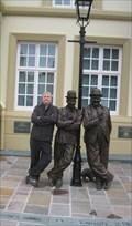 Image for Laurel & Hardy, Ulverston. United Kingdom