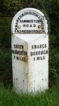 Image for Milestone - A59, York Road, Knaresborough, Yorkshire, UK.