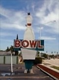 "Image for Former Rip Van Winkle Lanes - ""Spare Us"" - Sarasota, Florida, USA"