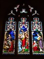 Image for Stained Glass Windows - St Clement - Knowlton, Kent