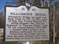 Image for 16-40 Williamson's Bridge