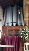 Image for Church Organ - St Andrew - Glaston, Rutland