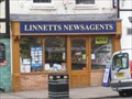 Image for Linnetts Newsagents - Market Place, Kettering, Northamptonshire, UK