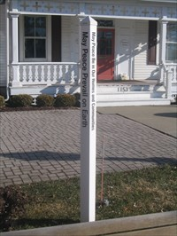 The Peace Pole