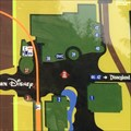 Image for Rainforest Cafe Map - Anaheim, CA