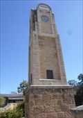 Image for War Memorial clock tower - Booragoon, Western Australia