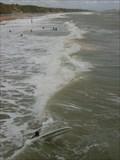 Image for Boscombe Beach Waves - Boscombe, Bournemouth, Dorset, UK