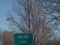 Image for Moline Illinois USA.