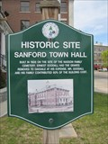 Image for Sanford Town Hall - Sanford, Maine