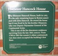 Image for Ebenezer Hancock House