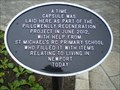 Image for Time Capsule - Mariners Green - Newport, Gwent, Wales.