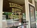 Image for The Eskridge Hotel Museum - Wynnewood, OK