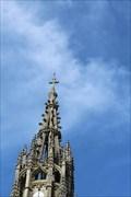 Image for Benchmark - Point Géodésique 2 - Basilique Notre-Dame - L'épine, France