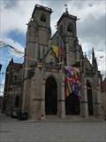 Image for Collégiale Notre-Dame - Semur-en-Auxois, France