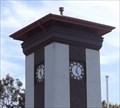 Image for War Memorial Clock, Wauchope, NSW, Australia