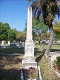 Image for Carl Doerler Obelisk - Tarpon Springs, FL