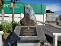Image for Greenstone Monument - Greymouth, New Zealand