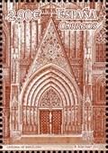 Image for Barcelona Cathedral Entrance - Barcelona, Spain
