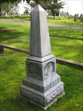 Image for Rowley Family - Pioneer Cemetery - Salem, Oregon