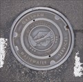 Image for Gresham Wastewater Srvices Manhole Cover, Gresham, Oregon