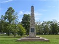 Image for Battle of Chippawa Memorial Cairn - Niagara Falls, Ontario