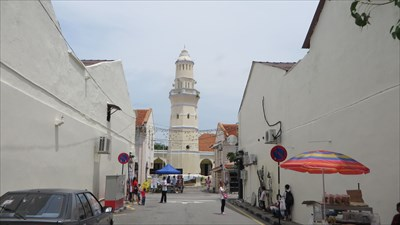 Cannon Hole - George Town, Penang