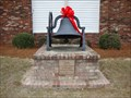 Image for Glennville Free Will Baptist Church Bell - Glennville, GA