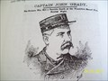 Image for Captain John Grady, East Cleveland Township Cemetery,  East Cleveland, Ohio