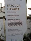 Image for Farol da Ferraria - Ponta Delgada, Portugal