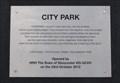 Image for City Park - Bradford,UK