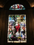 Image for Basilica of St Lawrence Stained Glass- Asheville NC