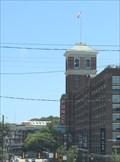Image for DG2763 Atlanta Sears Store Flag Pole -- Atlanta GA