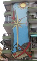 Image for Apartment Block Mosaic - Puerto de la Cruz, Tenerife