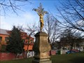 Image for Pametní kríž rychtáre Slabého, Kralupy nad Vltavou, CZ